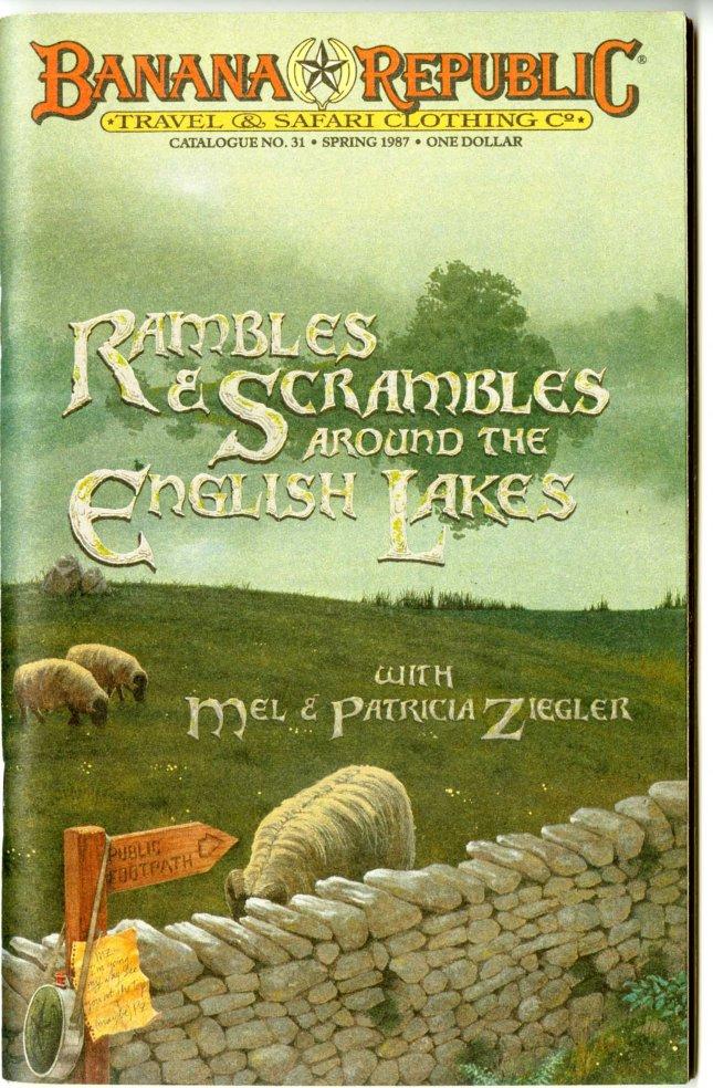 RAMBLES & SCRAMBLES IN THE ENGLISH LAKE DISTRICT